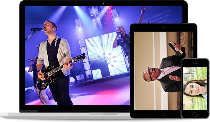 Live Streaming For Churches On Mobile Devices, Tablets & More